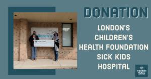 Andrea's Donation
