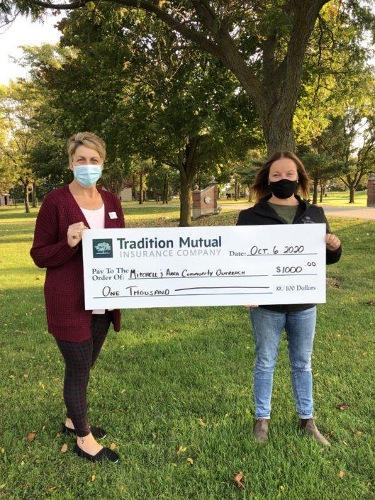 Sarah Donation