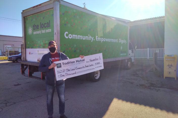Scott's Donation