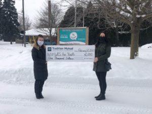 Melissa's donation