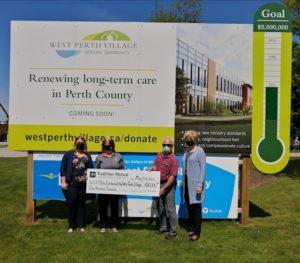 Perth Village Donation